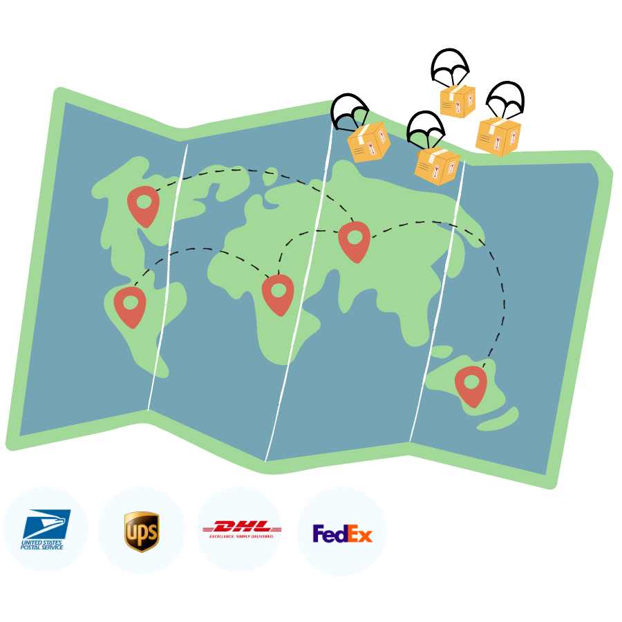 Reach Ship | Ship From Anywhere to Everywhere